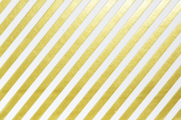 White and gold wrapping paper