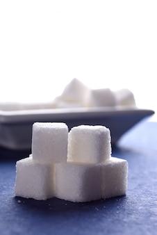 白グラニュー糖と精製糖