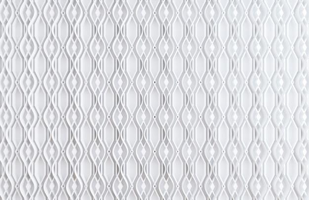 배경 흰색 그래픽 패턴입니다.