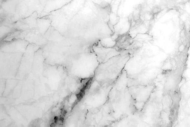白い灰色の大理石の質感