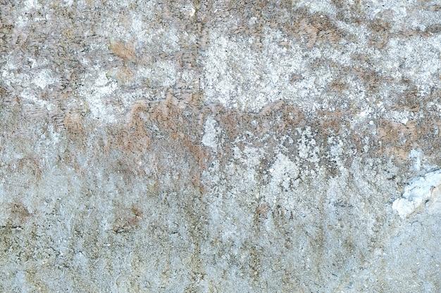 白灰色の岩壁素材のテクスチャ