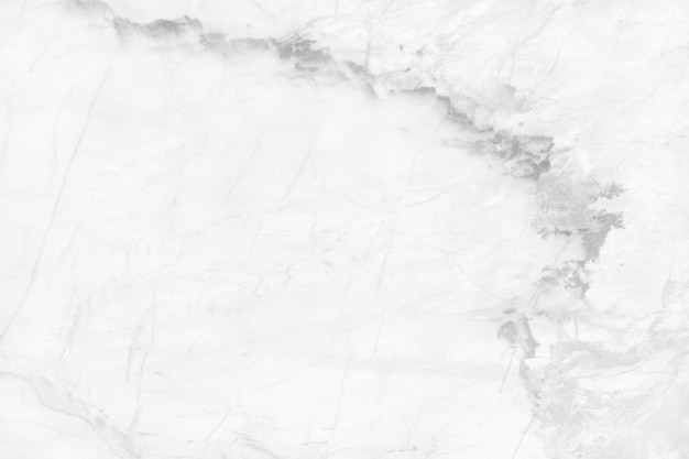 White grey marble texture background.