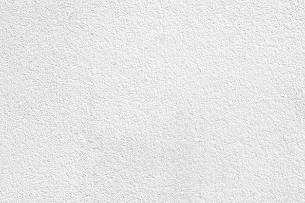 White grunge cement wall texture background
