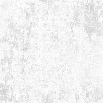 白グランジテクスチャや下塗りしたキャンバス