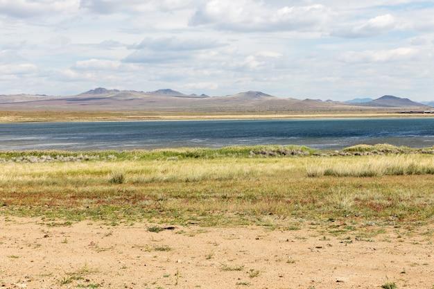 White lake, buryatia