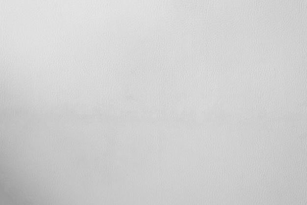 白い革の背景またはテクスチャ