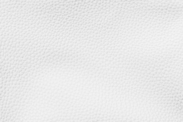 白い革の織り目加工の背景