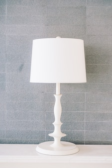 White light lamp
