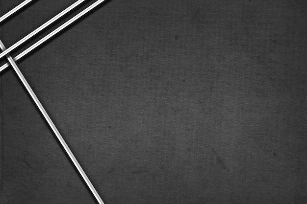 Белая линия с рисунком фона