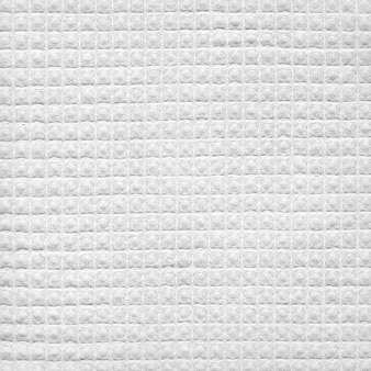 White linen material for texture or background