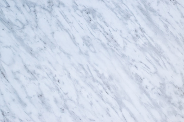 White marble texture background with gray pattern