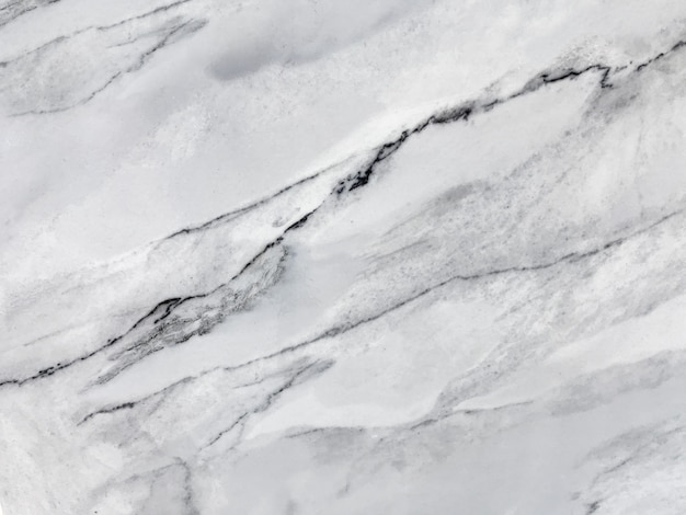 White marble texture with natural pattern. gray stone background.