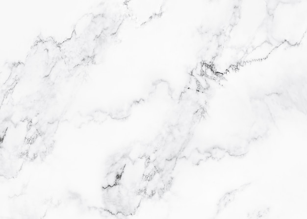White marble texture with natural pattern