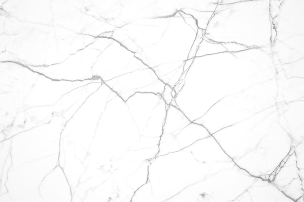 White marble with gray texture background