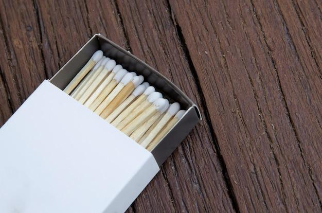 White matches