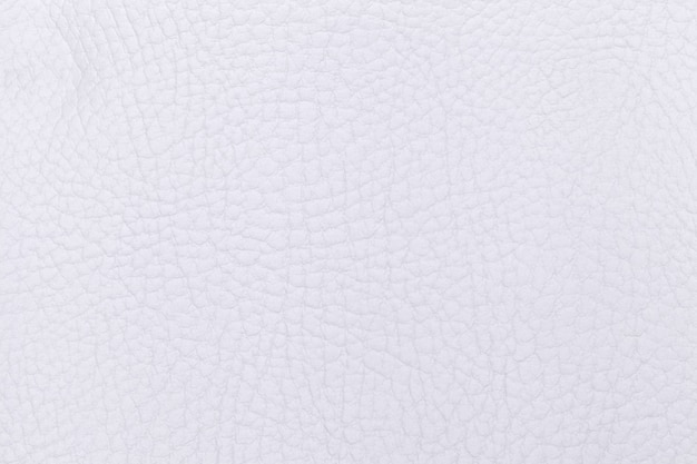 White matte leather background from a textile material. fabric with natural texture. backdrop.