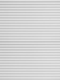White metal rolling steel door for background.