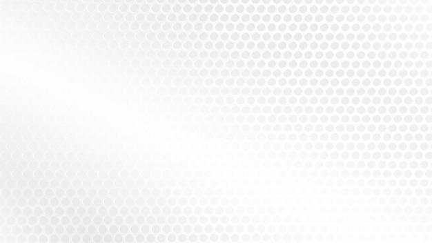 Белая металлическая текстурная заготовка для дизайнеров круглая решетка