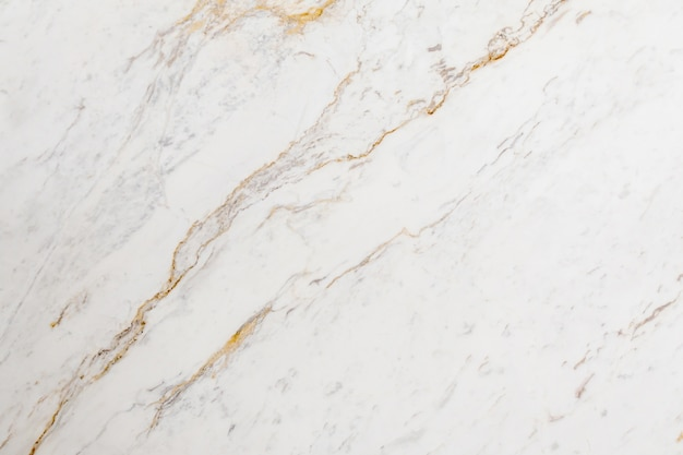 White natural marble background with beautiful mineral line
