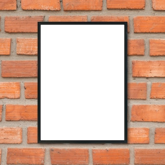 White office indoors wall poster