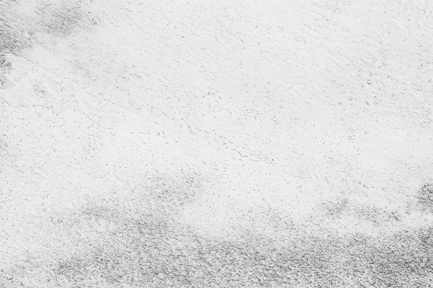 Белая краска гранж текстурированный бетонный фон