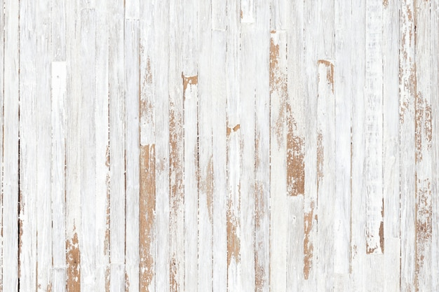White painted wood texture grunge surface