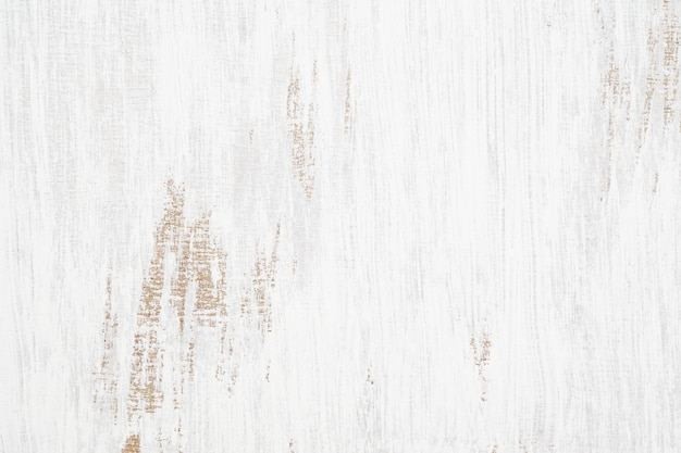 White painted wood texture seamless rusty grunge background