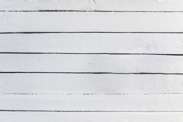 White painted wooden textured plank backdrop