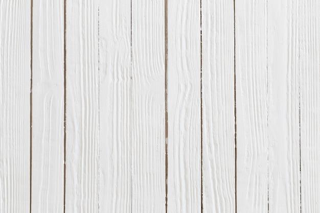 白く塗られた木製の壁
