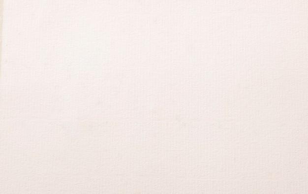 フルフレームの背景の白い紙の表面のテクスチャ