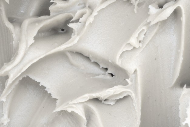 Белая текстура пасты