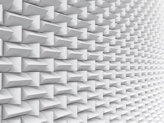 White pattern futuristic background texture.