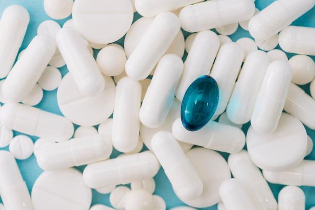 Pillole bianche