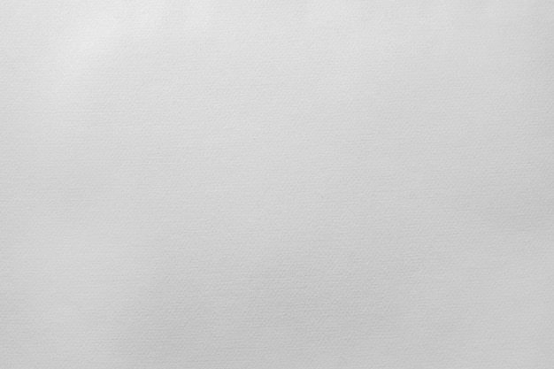 Белая простая и прозрачная текстура бумаги для рисования для любого графического фона, такого как акварельная живопись, буклет с художественным оформлением или корпоративный профиль.
