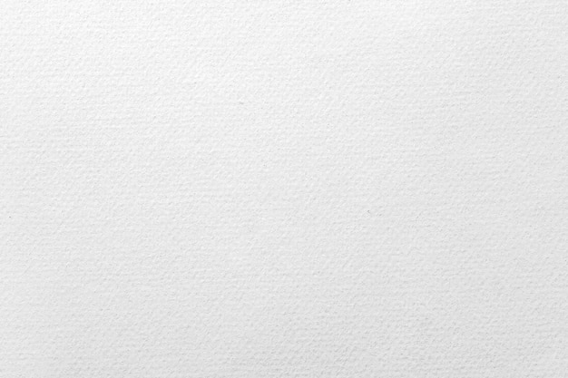 White plain and clear drawing paper texture for any graphic background such as watercolour painting, artwork brochure leaflet or corporate profile.
