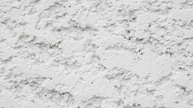 White plaster cement walls background