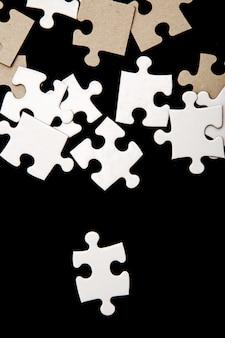 白いパズル