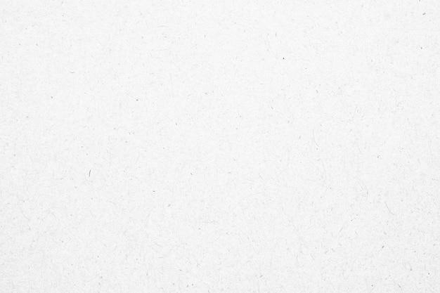 白いリサイクル紙ダンボール表面テクスチャ背景
