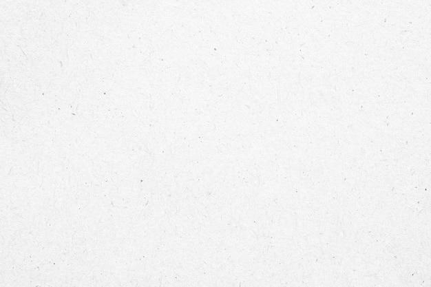 白いリサイクル紙段ボールの表面の質感