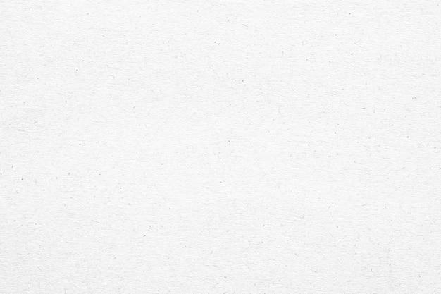 白いリサイクル紙の段ボールの表面