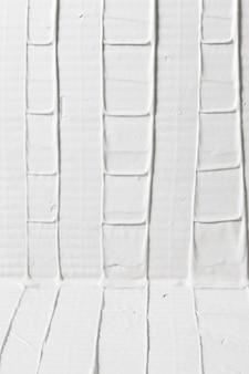 화이트 릴리프 석고 질감 추상적 인 배경 치장 용 벽 토 표면 여유 공간 구조 장식 디자인 수리 개념