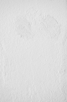 White rough cement wall texture background