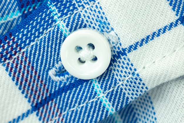 Белая рубашка кнопки текстуры фона, мода ткань одежда платье фото