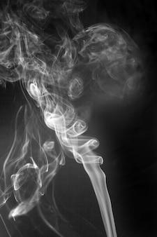 흰 연기는 오염이다