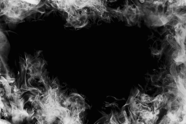 白い煙の壁紙抽象的なデスクトップの背景