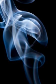 White smoke