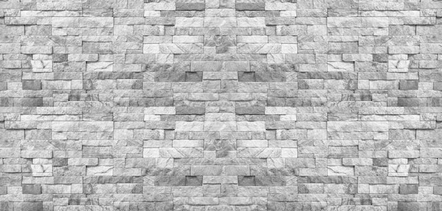 The white stone wall banner background