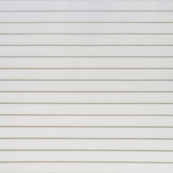 White striped wall