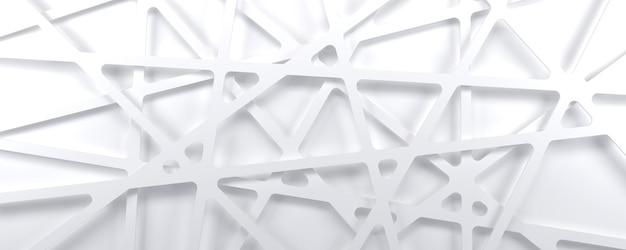 흰색 줄무늬 추상적 인 배경.