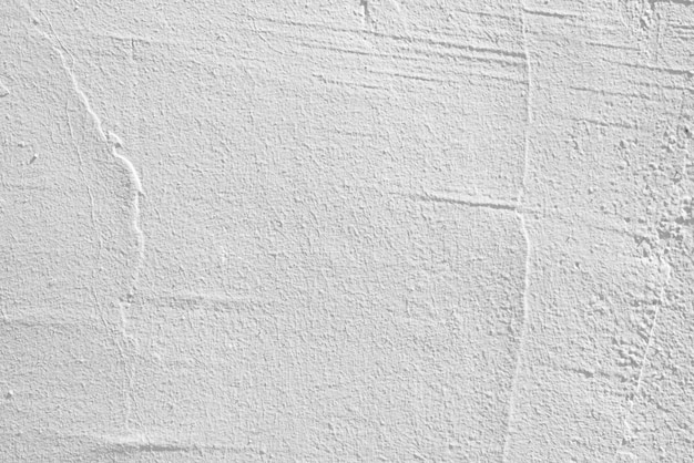 白い漆喰の質感。デザイナーインテリアの背景。